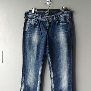 Lucky Brand Zoe Skinny jeans size 8/29
